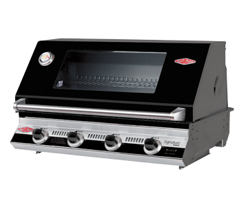 12 BEEFEATER SIGNATURE S3000E 4 BURNER BBQ