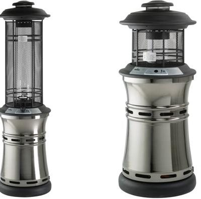 66 SANTORINI 11KW FLAME PATIO HEATER