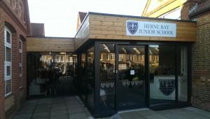 Hernebay school